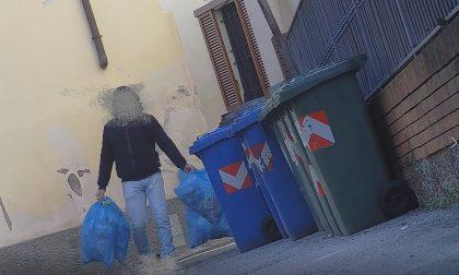 Fototrappole contro i rifiuti abbandonati