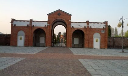 Nuovi loculi al cimitero di Seveso