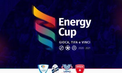 Energy Cup, via alla seconda season