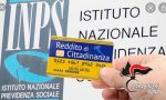 Spaccia droga mentre percepisce il reddito di cittadinanza, arrestato dai Carabinieri