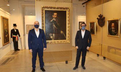 A Monza i musei riaprono... con il Re