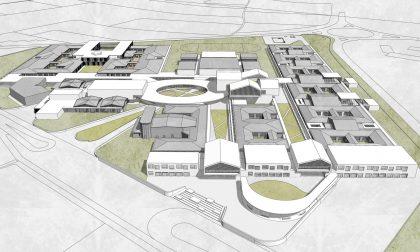 L'Omnicomprensivo di Vimercate entra nel futuro: ecco il progetto per l'imponente riqualificazione delle scuole – FOTO
