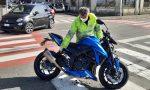 Scontro fra auto e moto all'incrocio pericoloso