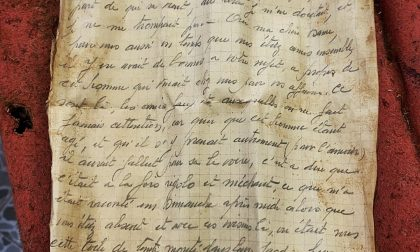 Una lettera d'amore, i suoi segreti e quell'invito per una cioccolata…