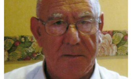 Meda in lutto per l'ex presidente dell'Aido, soccorritore e volontario