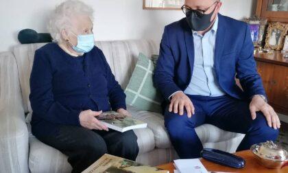 Concorezzo festeggia i 100 anni di nonna Bruna