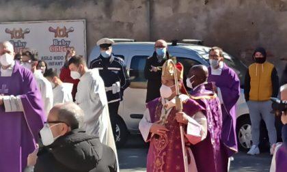 Visita pastorale del vescovo Delpini