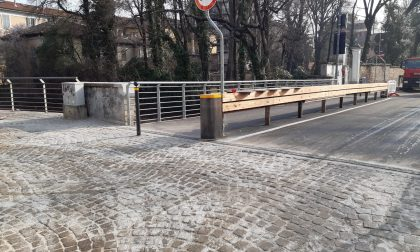 Ora è ufficiale: Ponte Colombo percorribile