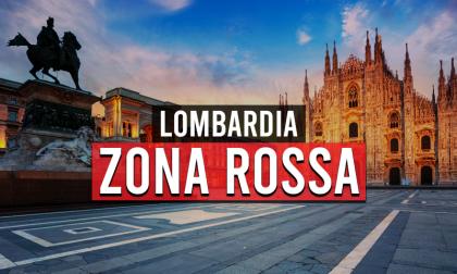 In Lombardia ben sei passaggi in zona rossa nel giro di soli dodici mesi