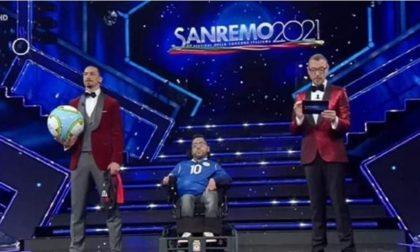 Il campione di Wheelchair hockey si scaglia contro Ibrahimovic e Amadeus