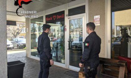 In 7 in un Lounge Bar a bere: chiuso il locale e sanzionati i clienti