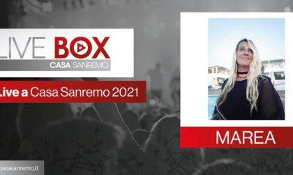 Il viaggio di Monica: da Lesmo a Sanremo sognando il Festival