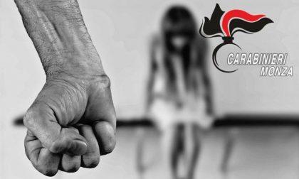 Botte e violenze nei confronti della compagna: arrestato dai Carabinieri