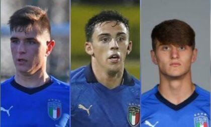 """Tre """"vimercatesi"""" a caccia dell'Europeo con la maglia della Nazionale"""