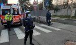 Scontro tra due bici a Meda, paura per una 92enne