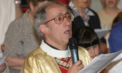 Arcore, don Renato Vertemara positivo al Covid-19