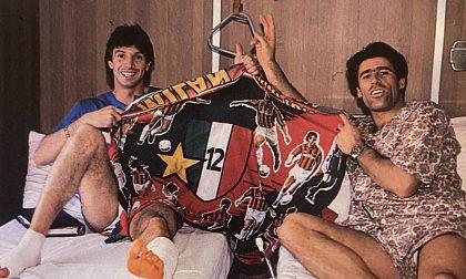 I trionfi del Milan stellare di Sacchi erano custoditi nella valigia della amata zia