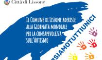 Lissone celebra la Giornata Mondiale dell'Autismo