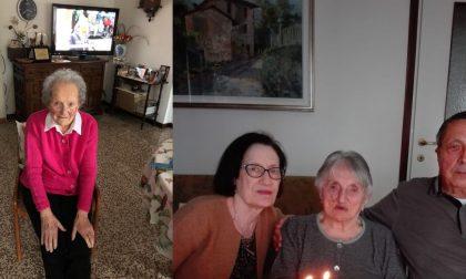 Compleanno centenario per Irma e Angela