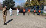 Anche Aeronautica militare e Alpini ricordano le vittime della pandemia