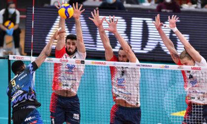Semifinale Scudetto, Vero Volley cede gara-1