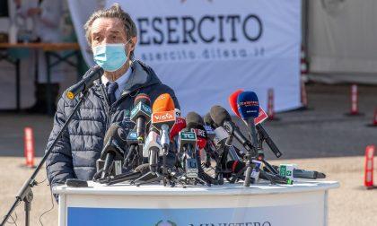 """Vaccinazioni, Fontana """"Occorre accelerare. La gente è stanca delle privazioni"""""""