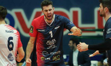 Vero Volley, prima gioia nei playoff Scudetto