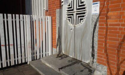 Atti vandalici a Meda, la condanna del sindaco