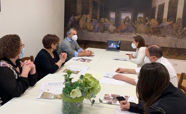 La conferenza stampa a In-Presa