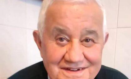 Lesmo in lutto per la scomparsa di don Vittorio Bruni