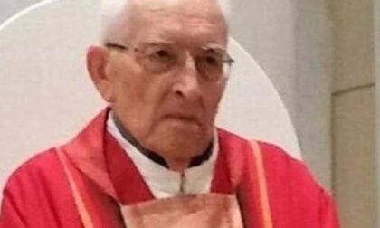 La comunità di Concorezzo piange don Pasquale Fumagalli