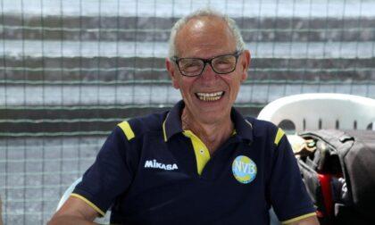 La New Volley di Burago piange il suo mitico presidente