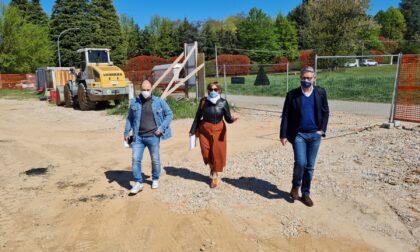 Il Parco dell'acqua difenderà le case degli arcoresi dagli allagamenti