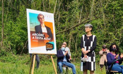 Paola Palma candidata sindaco del centrosinistra ad Arcore