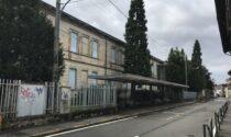 Una scuola superiore ad Agrate