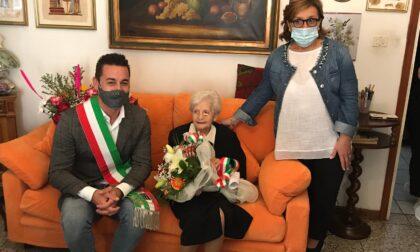 Carate Brianza piange una nonna centenaria