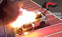 Atti vandalici e incendi: arrestati due quindicenni di una baby gang