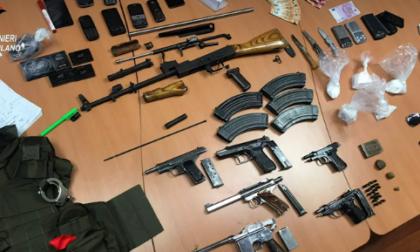 Maxi blitz contro narcos e spacciatori: 37 arresti