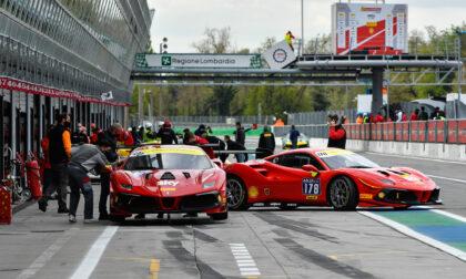 Ferrari Challenge Europe in Autodromo: le foto delle prime prove libere