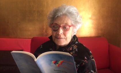 """""""Vorrei restare qui"""", Anna Maria Forganni legge una sua poesia"""