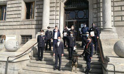 """Monza festeggia la """"sua"""" Polizia Locale"""