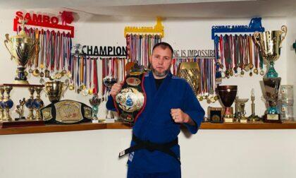 A Biassono vive un campione di arti marziali
