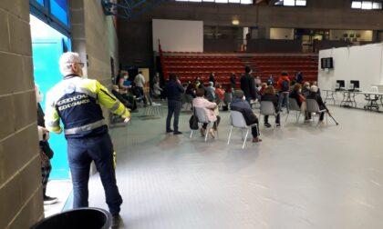 Vaccini, la Protezione civile di Lesmo, Camparada e Correzzana convocata a Besana