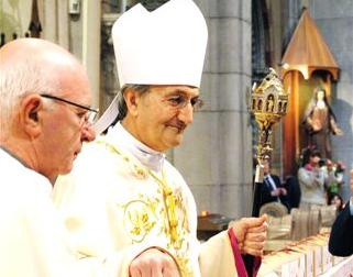 La città resta senza monsignore, don Sergio trasferito a Milano