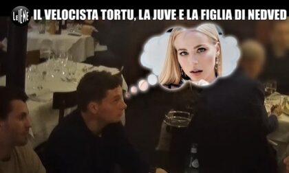 Filippo Tortu vittima di uno scherzo de Le Iene