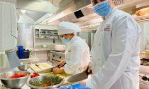 Carate Brianza, cene gourmet a In-Presa per i più bisognosi