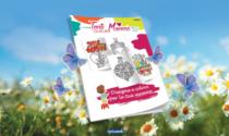 Tanti Auguri Mamma: settimana prossima in regalo un bellissimo album da colorare
