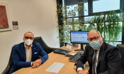 Hub vaccinale nell'ex Esselunga, Capitanio promuove il trasferimento