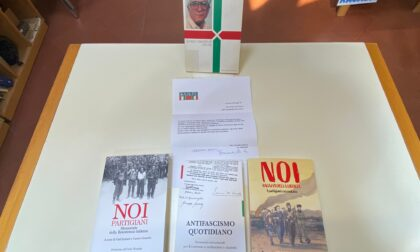 Burago, la biblioteca parla della Resistenza grazie ad Anpi