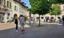 Fine settimana affollato in centro a Seregno ma solo due sanzioni